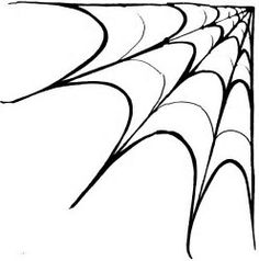 236x238 Spider Web Clipart Image Creepy Spider Web Halloween Graphic