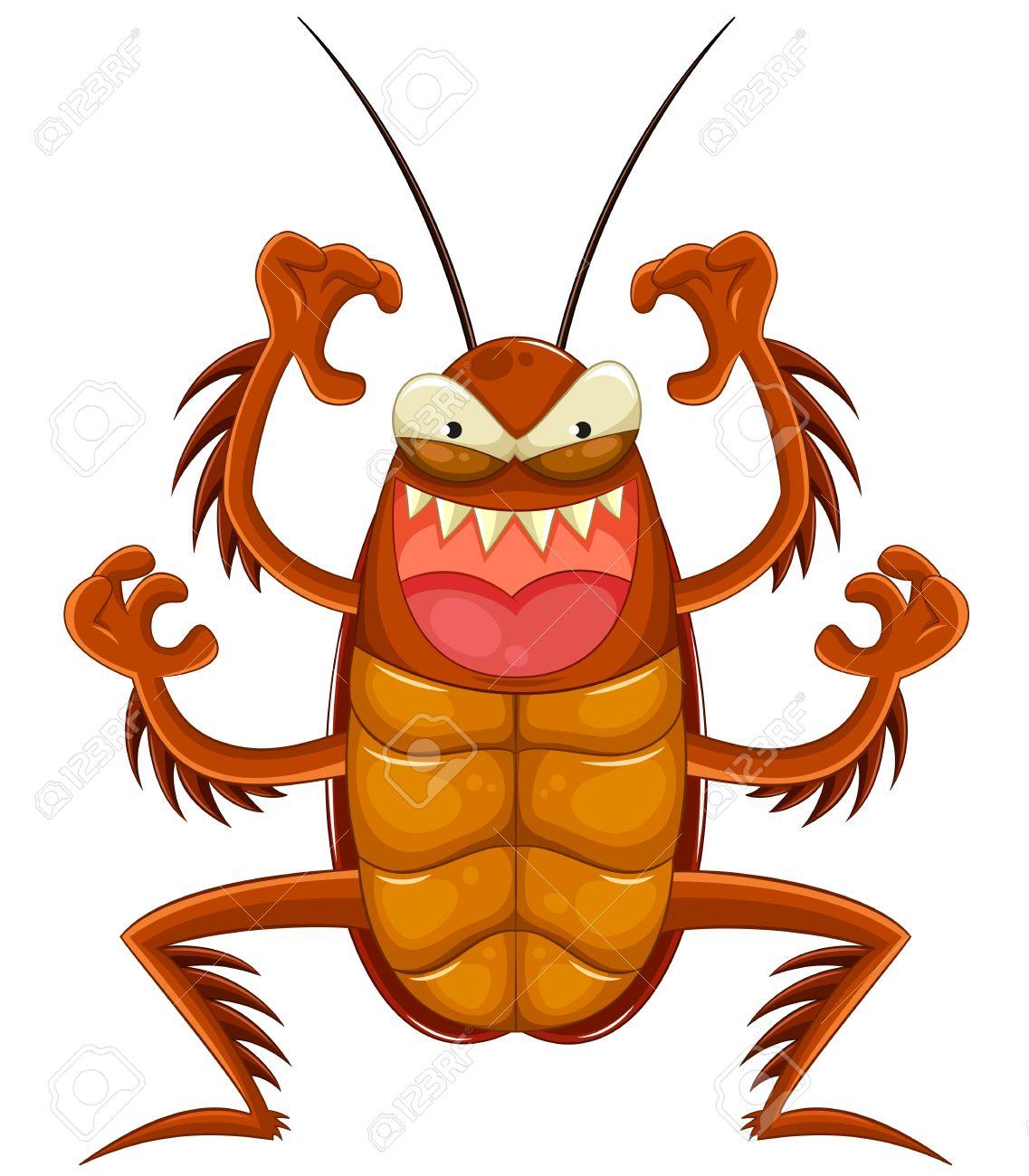 Cockroach Clipart