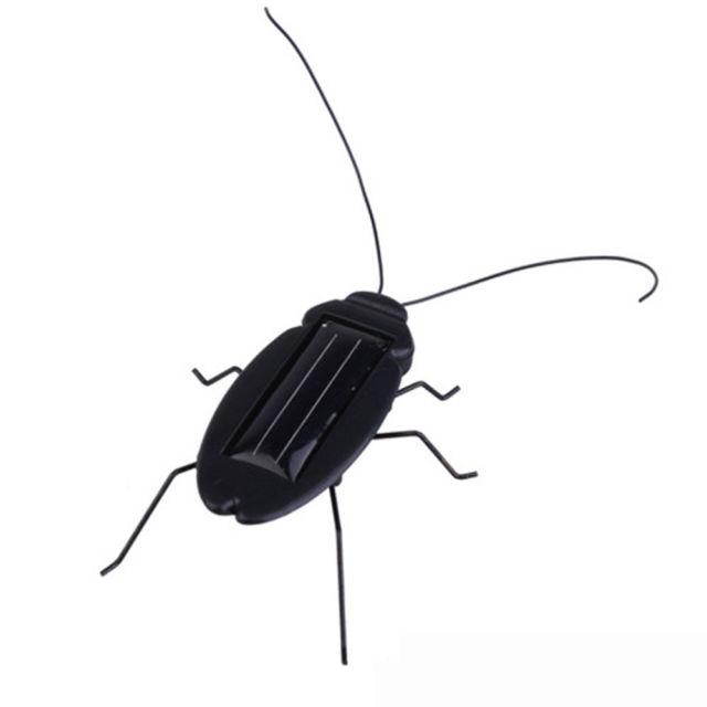 640x640 Hot 6 Leg Insect Bug Solar Power Energy Cockroach Kids Gift