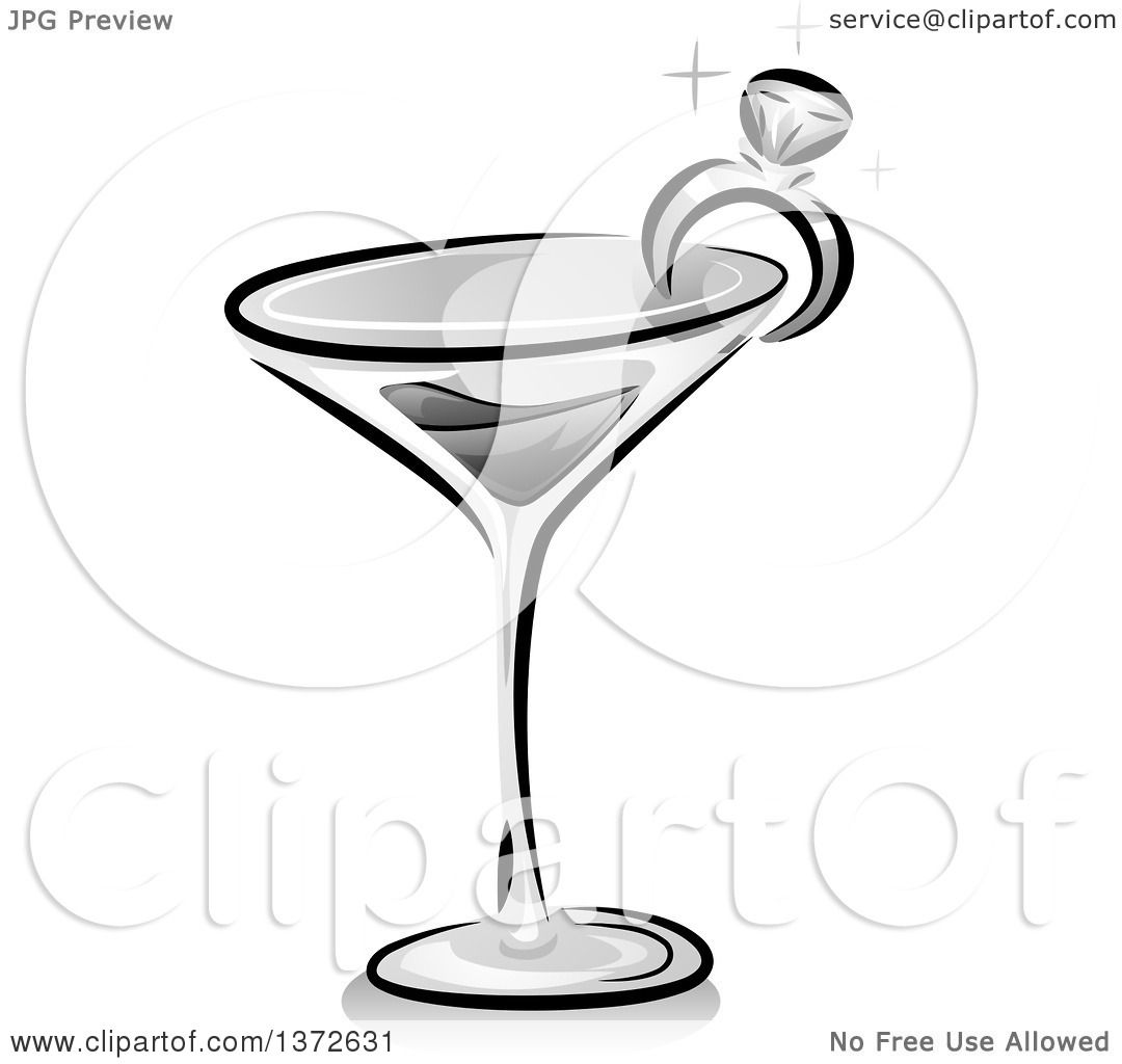 1080x1024 Cocktail Clipart Wine Glass