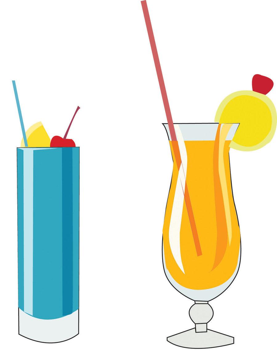 900x1165 Cocktail Clip Art