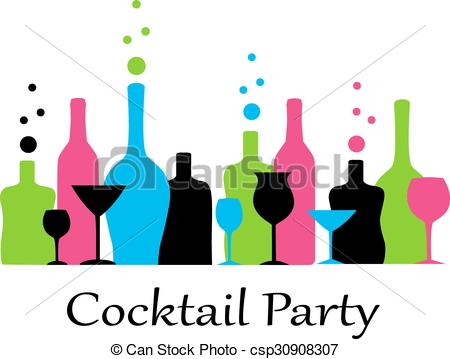450x359 Cocktail Clipart Cocktail Party
