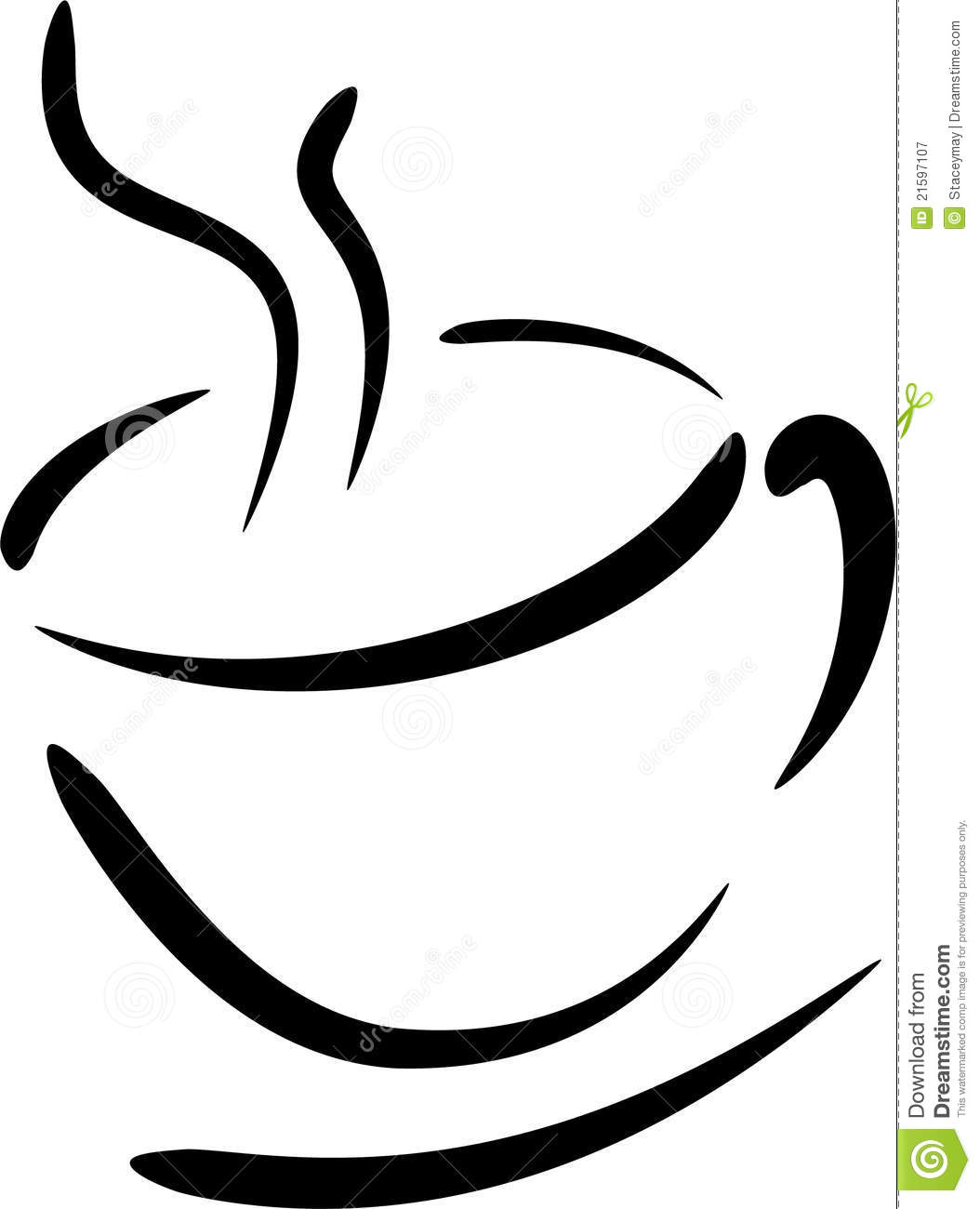 1054x1300 Coffee Cup Black And White Clipart