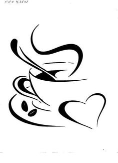 236x325 Coffee Cups Clipart Heart Coffee Cup Clip Art Printables