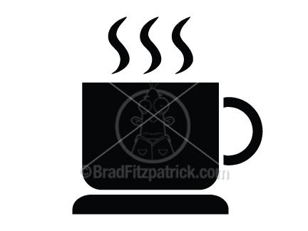 432x324 Coffee Cup Clip Art Icon Coffee Cup Graphics Clipart Coffee