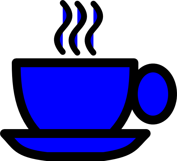 600x545 Coffee Cup Clip Art
