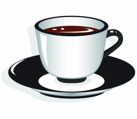 578x500 Coffee Cup Clip Art