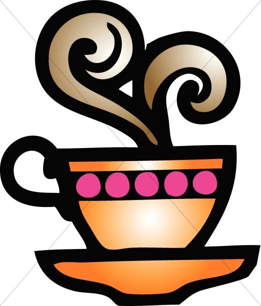 521x612 Striped Coffee Mug Clipart Coffee Hour Clipart