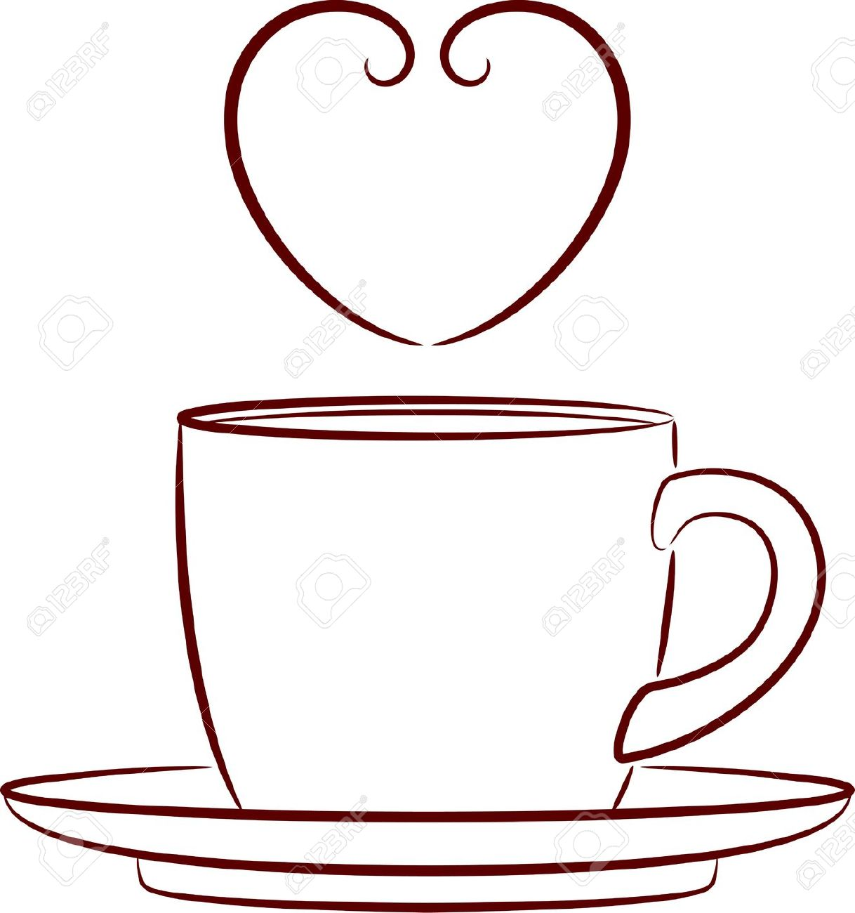 1218x1300 Coffee Clipart Cup Saucer