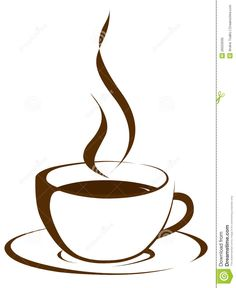 236x288 Illustration Of Coffee Cup Vector Illustration. Illustration