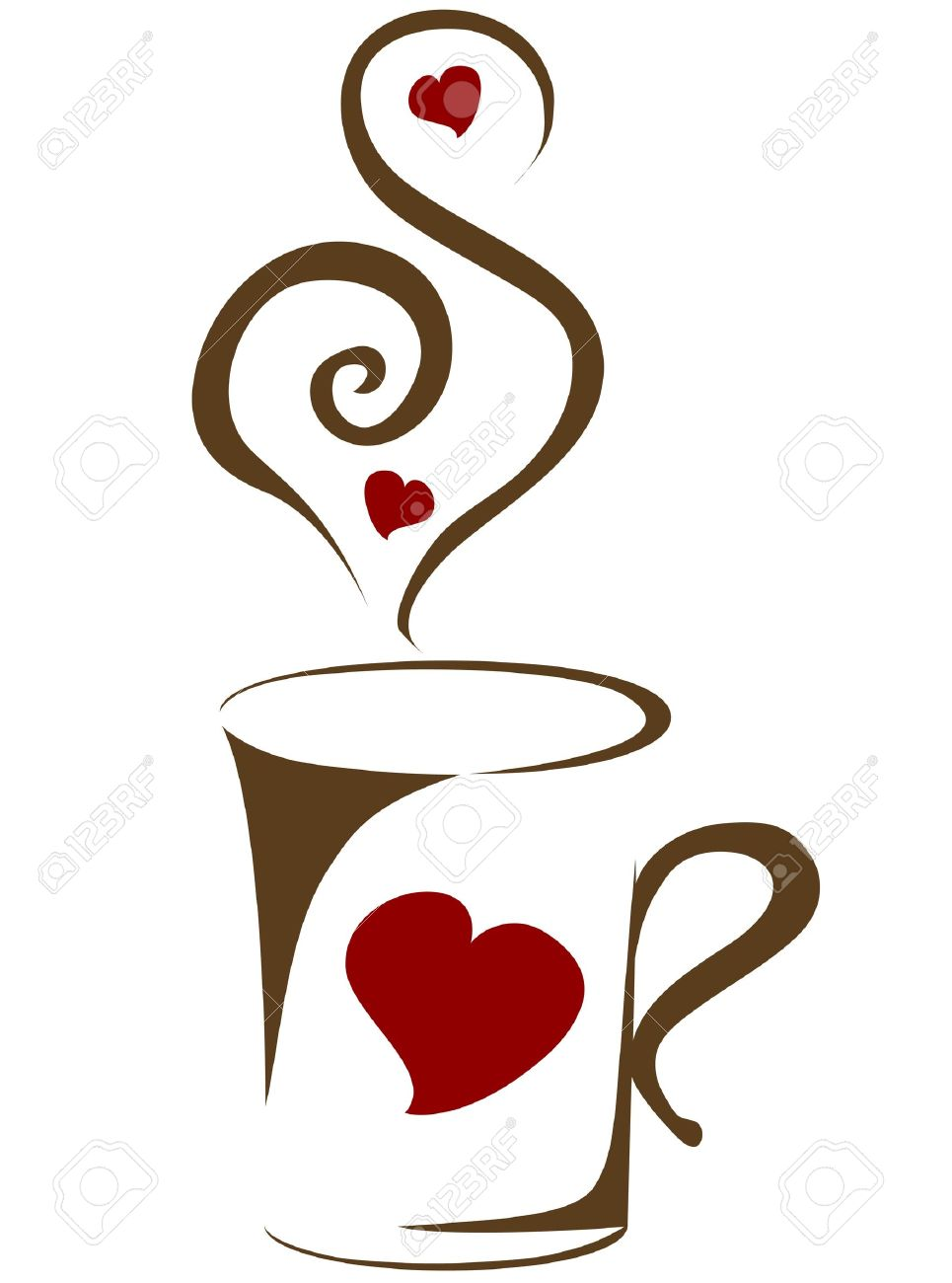 Coffee Cup Vector Clipart | Free download on ClipArtMag