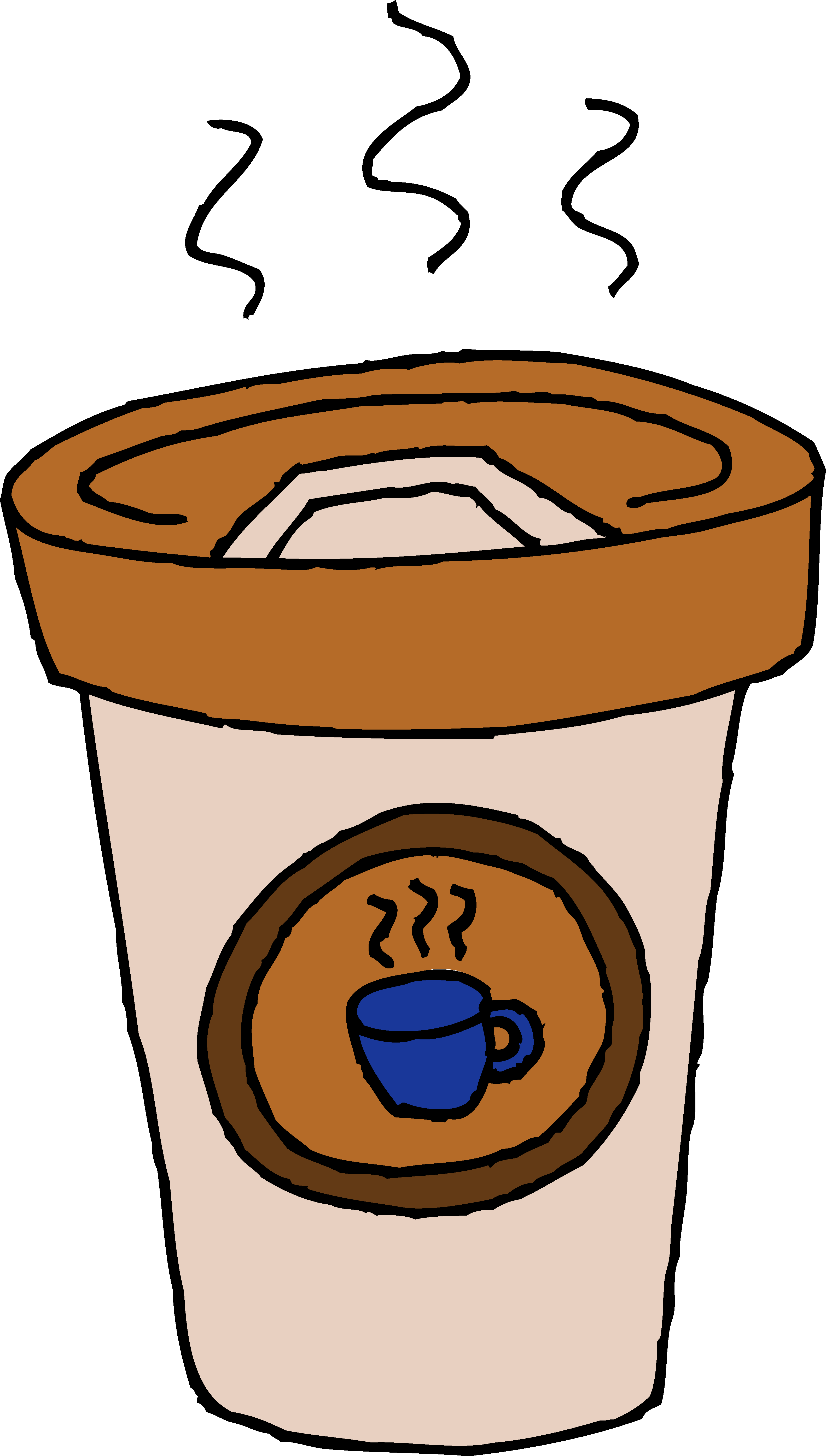 3162x5578 Clip Art Coffee