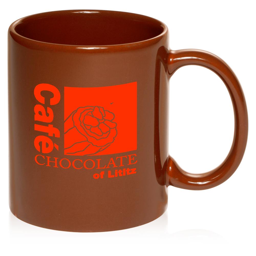 1000x1000 Custom 11 Oz. Traditional Ceramic Coffee Mugs 7102