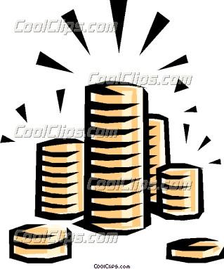 319x383 Coins Clip Art For Teachers Clipart Panda