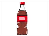 Coke Can Clipart