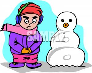 300x239 Cold Snowman Clipart, Explore Pictures