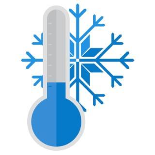 320x320 Cold Clipart Low Temperature