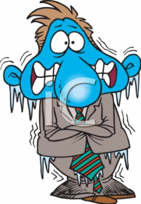 280x406 Cold Weather Clip Art