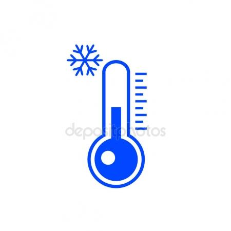 450x450 Cold Weather Thermometer Icon Stock Vector Brigada915.gmail