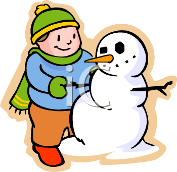 350x341 Cold Clipart February Weather