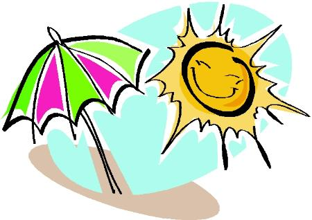 450x318 Hot Weather Clipart