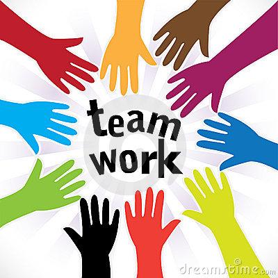 400x400 Teamwork Clip Art