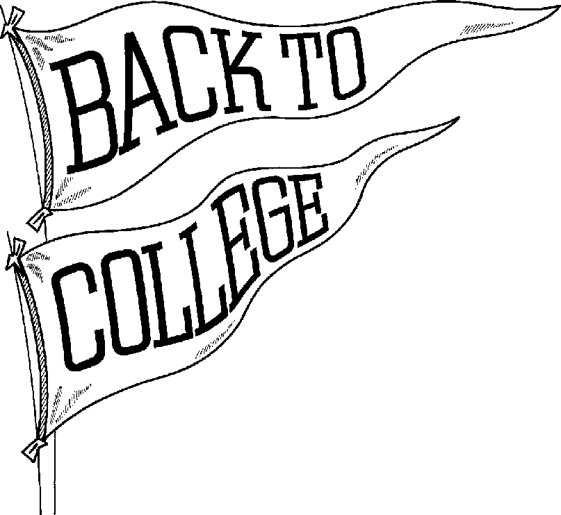 807x742 Back To College English Class Clipart