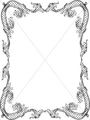 291x388 180 Best Stationary Printables Images Border Design