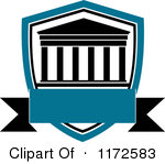 150x149 University Building Clip Art University Building