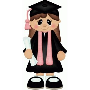 College Graduate Clipart