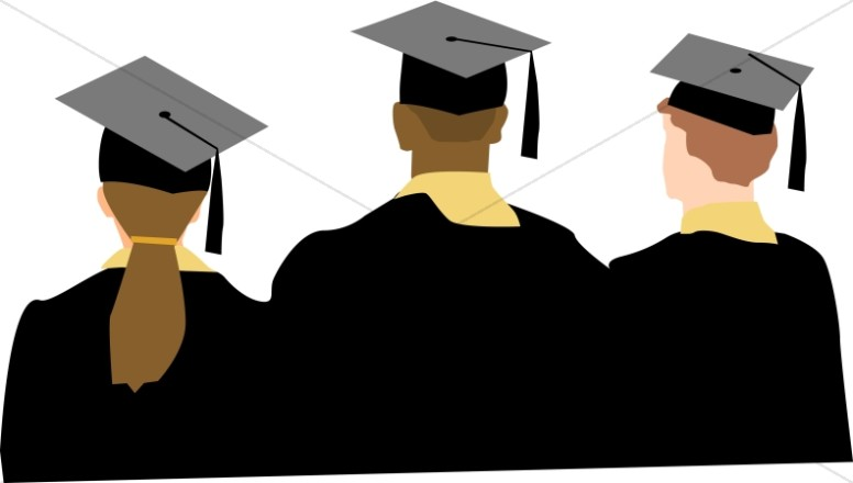 776x440 Ceremony Clipart College Graduate