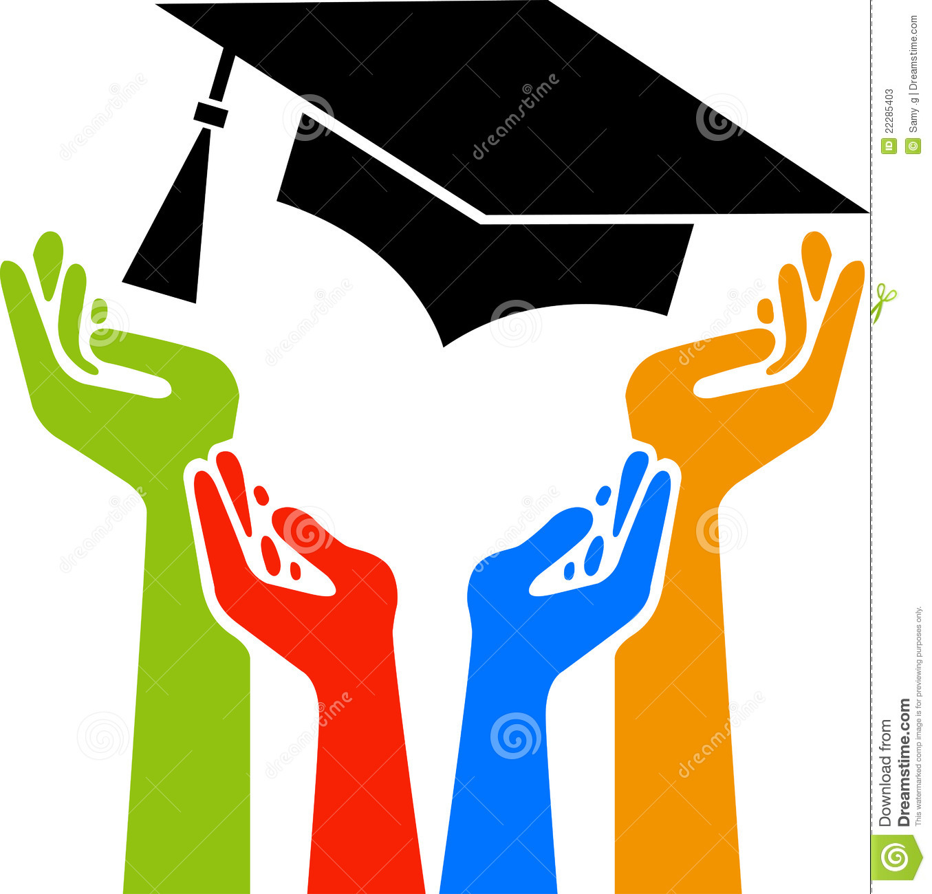 1355x1300 Graduation Clipart Logo