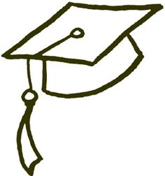 236x252 Outstanding Graduation Cap Clipart Hat Free Clip Art Of A Image 2