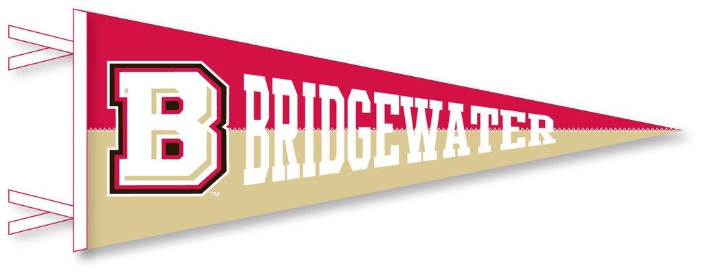 1024x398 Bridgewater B Split Sewn Pennant Bridgewater College Campus Store