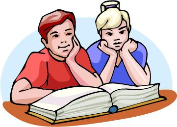 361x259 College Student Studying Clipart Free Images 5