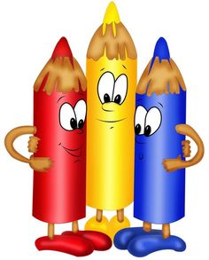 Color Pencil Clipart