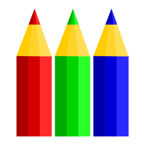 Colored Pencil Clipart