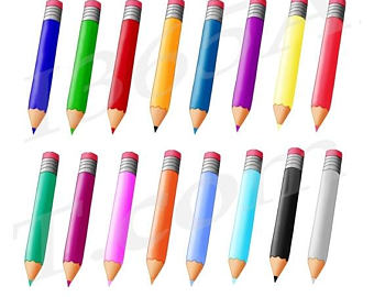 340x270 Pencil Clipart Etsy Studio
