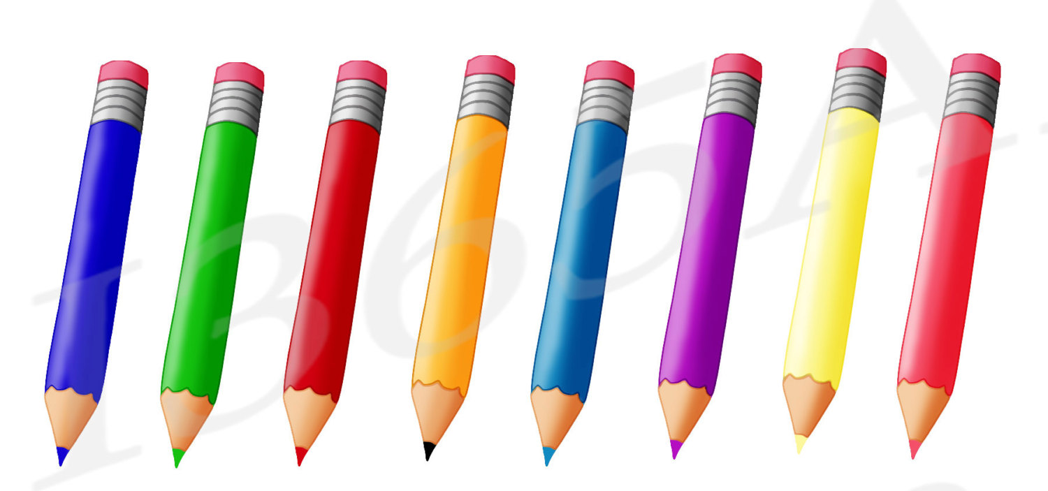 1500x703 50% Off Colored Pencils Clipart Clip Art, Teacher, School Supplies