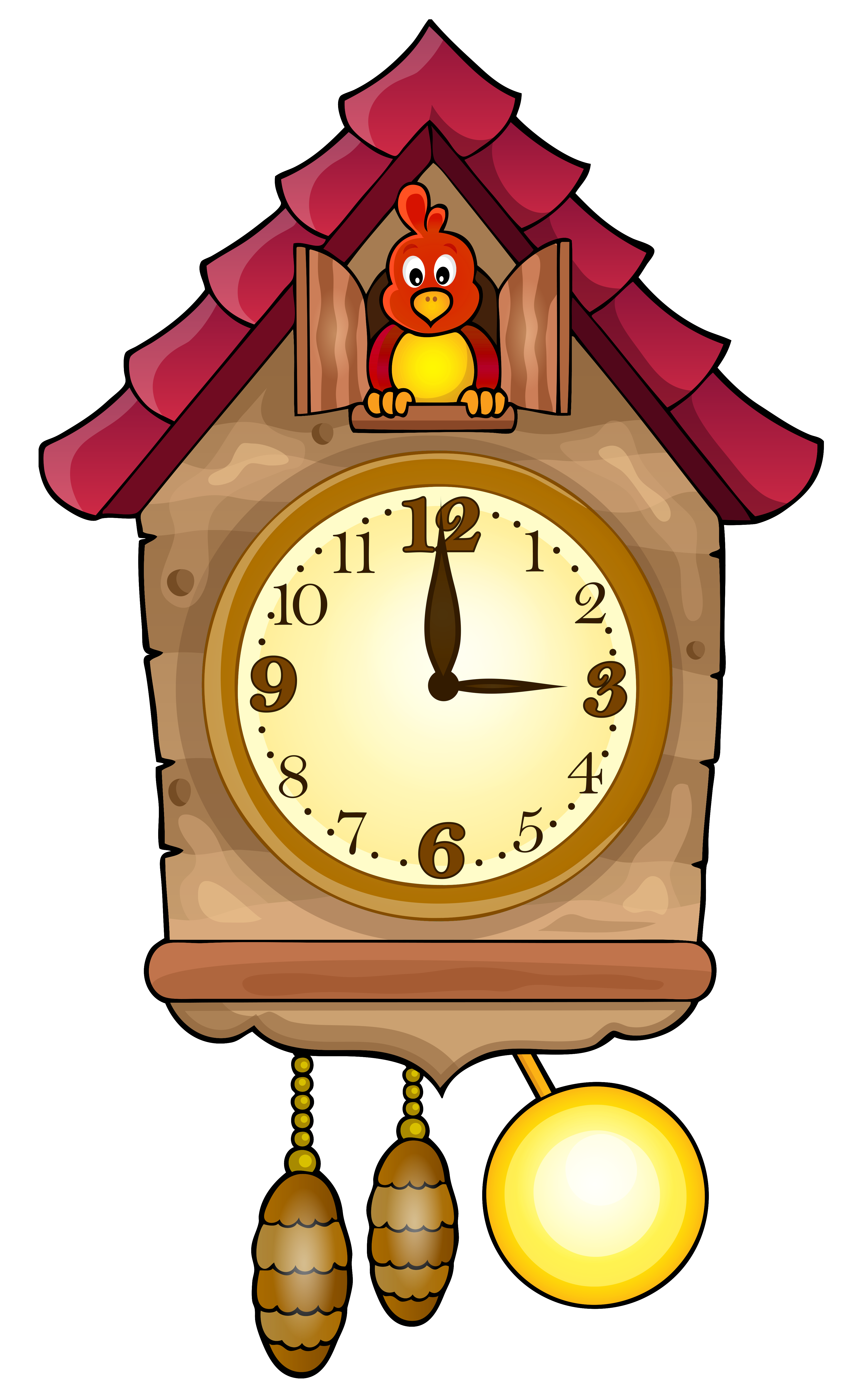 Colorful Clock Clipart | Free download best Colorful Clock Clipart ...