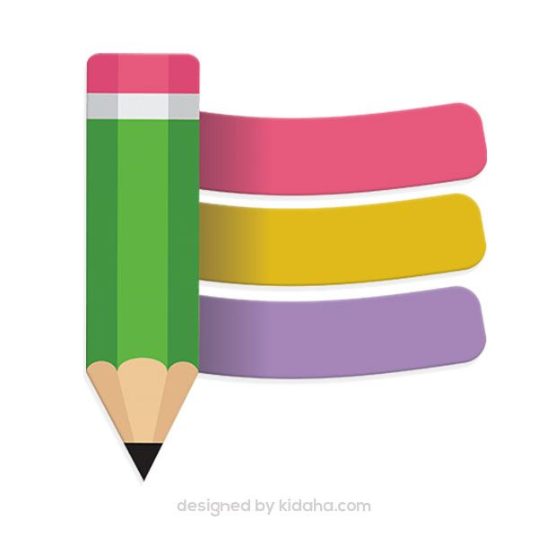 Colorful Education Cliparts