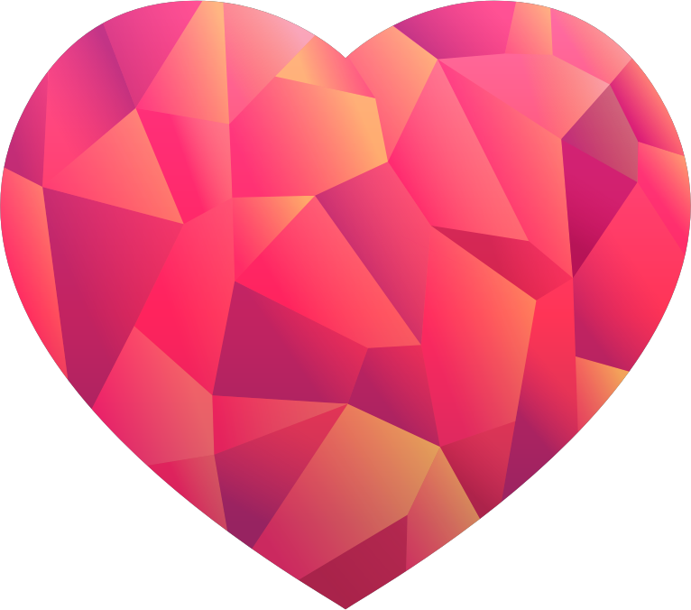 766x676 Abstract Clipart Abstract Heart