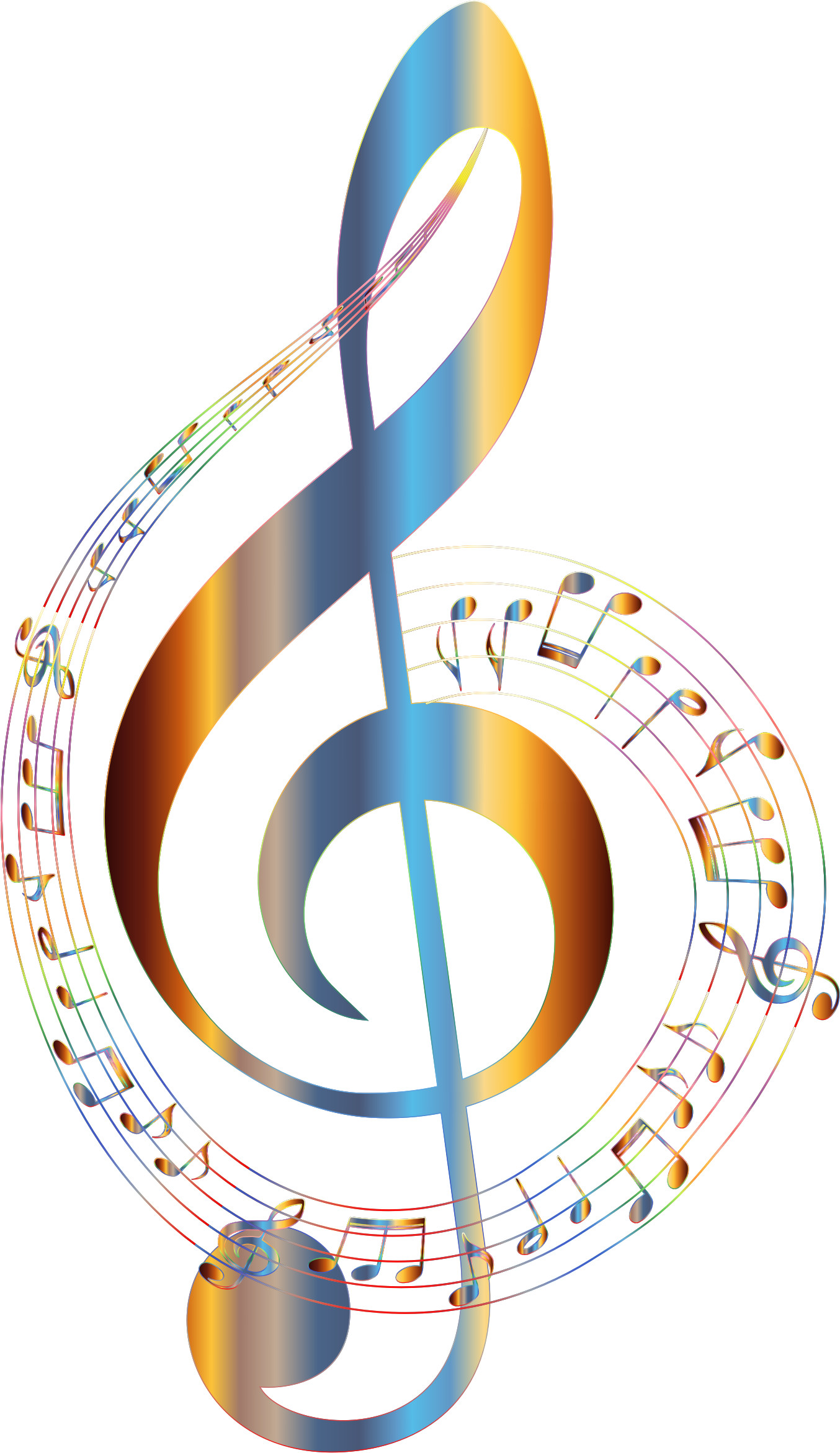 Colorful Music Notes Wallpaper Free Download Best Colorful Music
