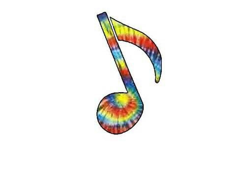 Colorful Music Symbols