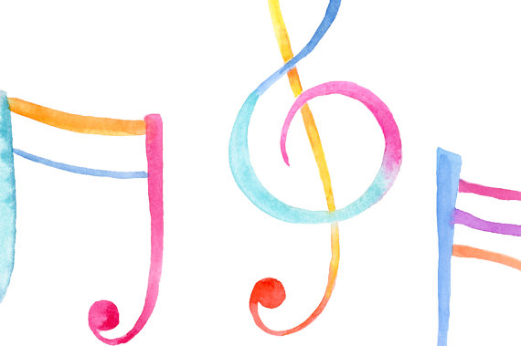 Colorful Music Symbols Free Download Best Colorful Music Symbols