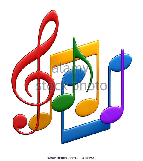 478x540 Abstract Background Colorful Music Notes Stock Photos Amp Abstract