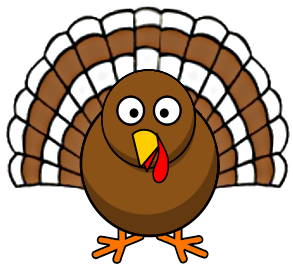 293x279 Free Turkey Day Clipart, 1 Page Of Public Domain Clip Art