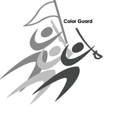 Colorguard Clipart