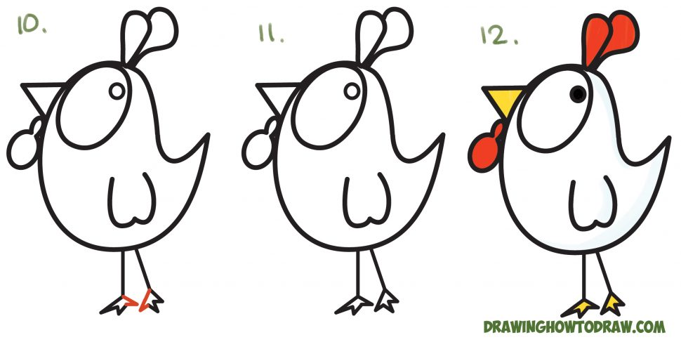 970x487 Coloring Pages Marvelous Drawing Of A Rooster 5751632 Coloring