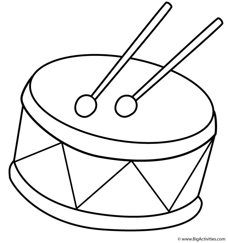750x800 Drum